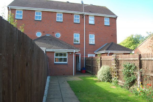 Property in Pascoe Crescent, Daventry, Northants