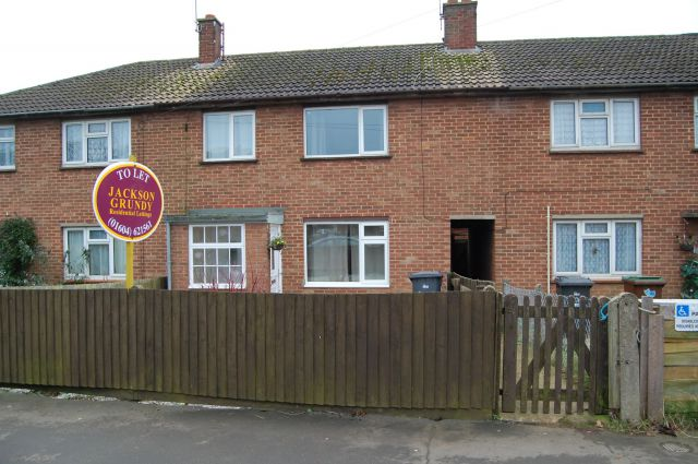 Property in Queens Road, Daventry, Northants