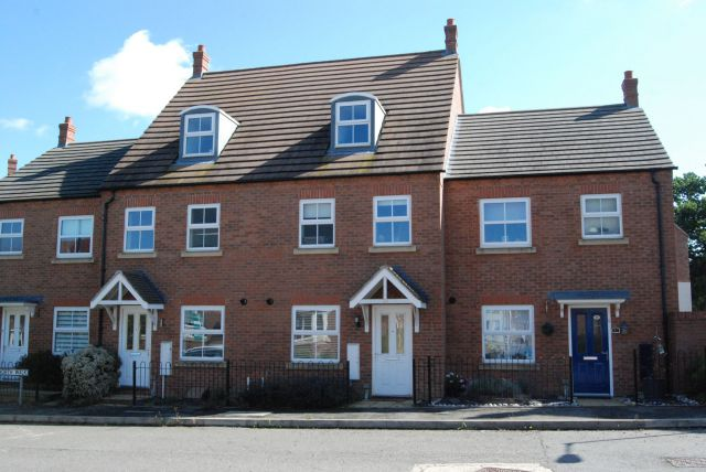 Property in Claydon Road, Middlemore, Daventry