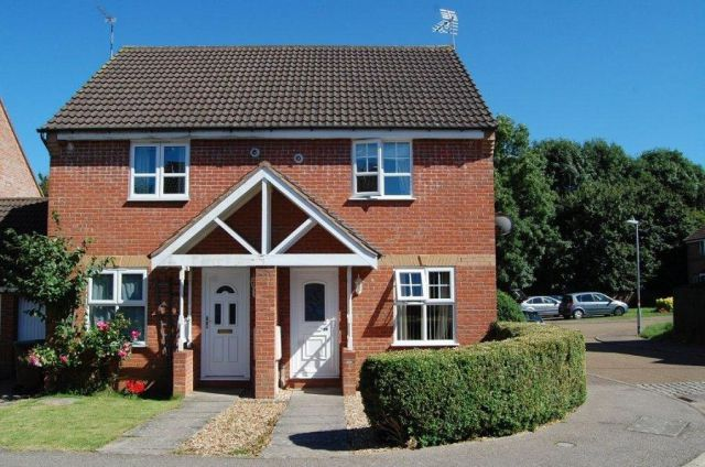Property in Stanley Way, Ashby Fields, Daventry