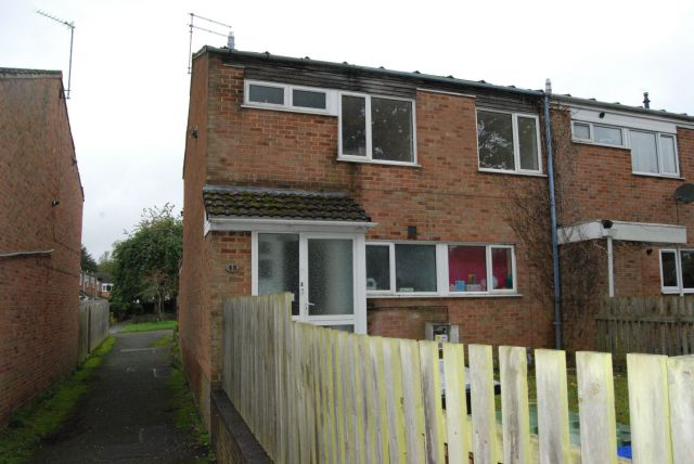 Property in Tweed Close, The Grange, Daventry
