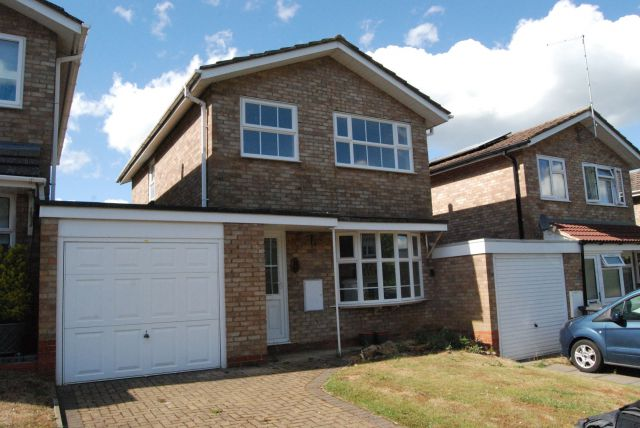 Property in Cameron Close, Daventry, Northants