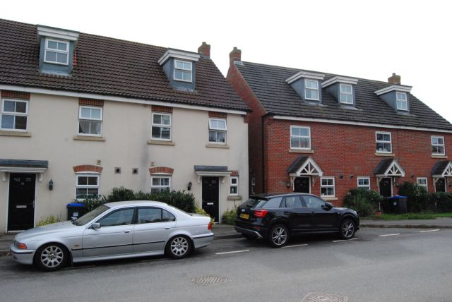 Property in Farnborough Drive, Middlemore, Daventry