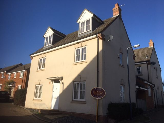Property in Snowshill Close, Middlemore, Daventry