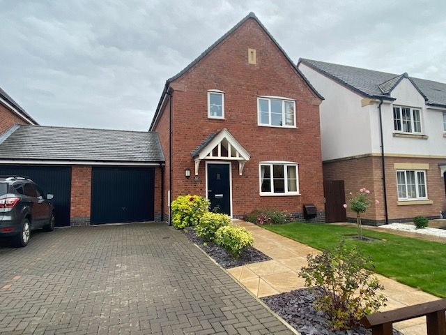 Property in Somerset Drive, Duston, Northampton