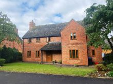 Property for sale in The Old Brickyard, West Haddon