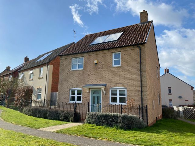 Property in Prestbury Road, Duston, Northampton