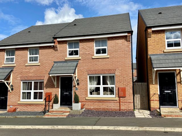 Property in Morning Star Lane, Moulton, Northampton