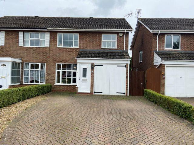 Property in Broadlands, Brixworth, Northampton