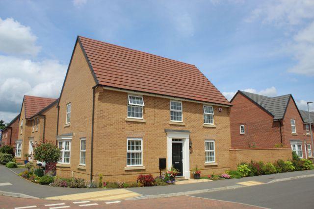 Property in Worley Way, Moulton, Northampton