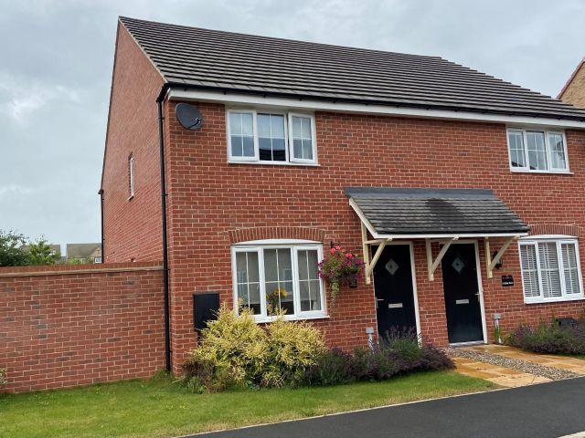Property in Elder Drive, Brixworth, Northampton