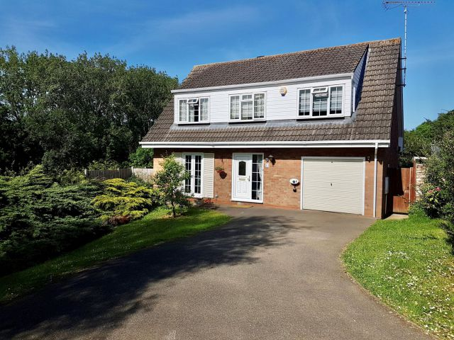 Property in Brittons Drive, Off Billing Lane, Northampton