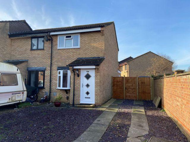 Property in Hamsterly Park, Southfields, Northampton